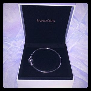 Pandora One in A Million bracelet bangle